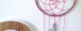 DIY – Dream catcher, chasseur de monstres